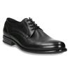 Półbuty męskie typu angielki bata, czarny, 824-6618 - 13