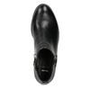 Botki damskie bata, czarny, 591-6619 - 26