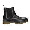 Skórzane obuwie damskie typu chelsea bata, czarny, 594-6680 - 26