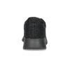 Czarne trampki damskie wsportowym stylu nike, czarny, 509-0157 - 15