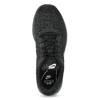 Czarne trampki damskie wsportowym stylu nike, czarny, 509-0157 - 17