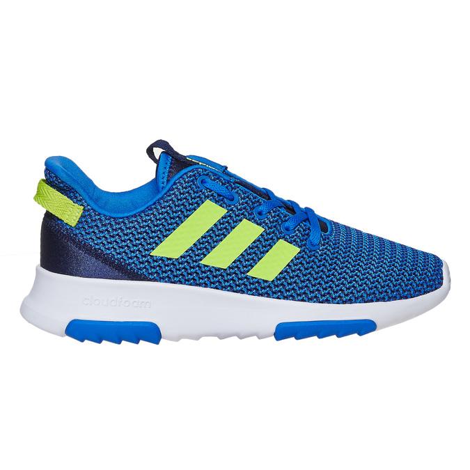 Sportowe trampki chłopięce adidas, niebieski, 409-9289 - 15