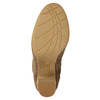 Brązowe kozaki na słupkach bata, brązowy, 799-3613 - 19