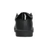 Czarne trampki damskie, czarny, 501-6171 - 16