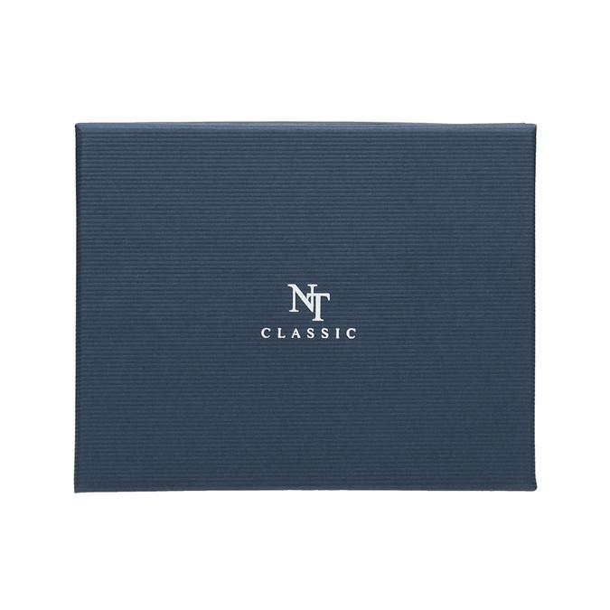 Komplet krawatu iposzetki wdeseń bata, czerwony, 999-5292 - 16