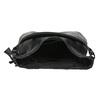 Czarna torebka damska wstylu hobo bata, czarny, 961-6177 - 15