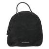Skórzany plecak damski fredsbruder, czarny, 966-6054 - 26