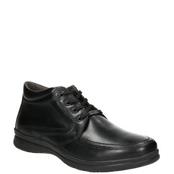 Zimowe obuwie męskie comfit, czarny, 894-6686 - 13