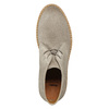 Skórzane damskie desert boots bata, szary, 593-2608 - 26