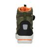 Zimowe buty dziecięce ze skóry weinbrenner-junior, zielony, 493-7612 - 16