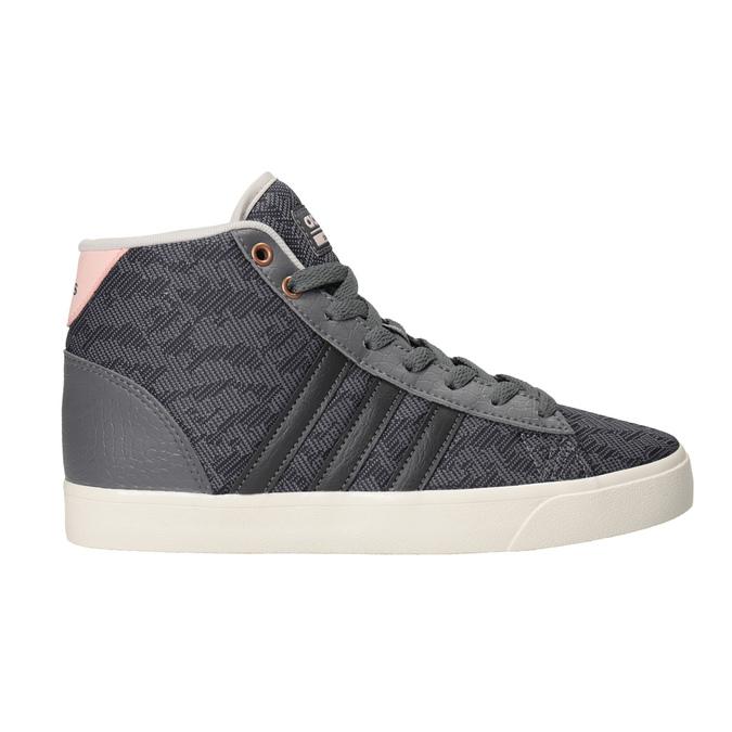 Trampki damskie za kostkę adidas, czarny, 509-6112 - 26