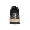 Przewiewne trampki damskie geox, czarny, 629-6044 - 16