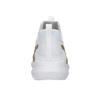 Białe trampki damskie ze złotym paskiem puma, biały, 509-1200 - 16