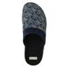 Kapcie męskie bata, niebieski, 879-9611 - 26