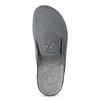 Kapcie męskie bata, szary, 879-2610 - 17