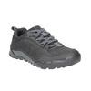Skórzane obuwie męskie wstylu outdoor merrell, czarny, 806-6570 - 13