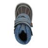 Zimowe buty dziecięce ze skóry primigi, niebieski, 196-9006 - 15