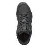 Skórzane buty za kostkę wstylu outdoor merrell, czarny, 806-6569 - 15