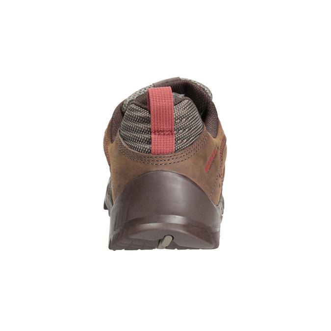 Sportowe trampki męskie merrell, brązowy, 806-4570 - 16