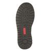 Dziecięce buty za kostkę zociepliną primigi, fioletowy, 324-9012 - 17
