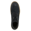 Skórzane buty męskie za kostkę bata, niebieski, 843-9631 - 26