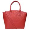 Czerwona torba damska bata, czerwony, 961-5821 - 26