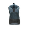 Obuwie skórzane wstylu outdoor weinbrenner, niebieski, 896-9671 - 16