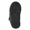 Zimowe buty dziecięce na rzepy mini-b, szary, 291-2626 - 19