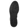 Skórzane obuwie męskie na grubej podeszwie bata, brązowy, 896-4665 - 19