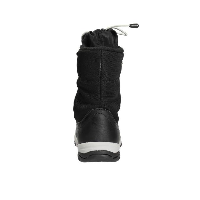 Śniegowce dziecięce mini-b, czarny, 399-6657 - 17