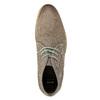 Obuwie męskie za kostkę, zprzeszyciami bata, brązowy, 826-4920 - 15