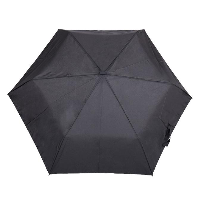 Czarna składana parasolka doppler, czarny, 909-6659 - 26