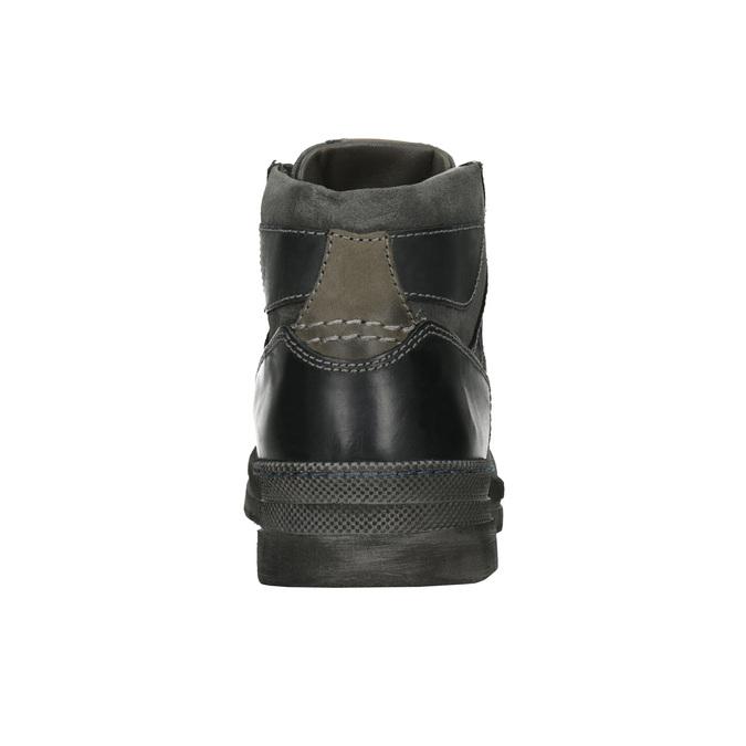 Zimowe obuwie męskie bata, 896-4681 - 16