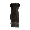 Damskie obuwie zimowe, brązowy, 599-4618 - 17