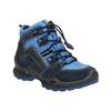 Zimowe buty dziecięce mini-b, niebieski, 293-9614 - 13