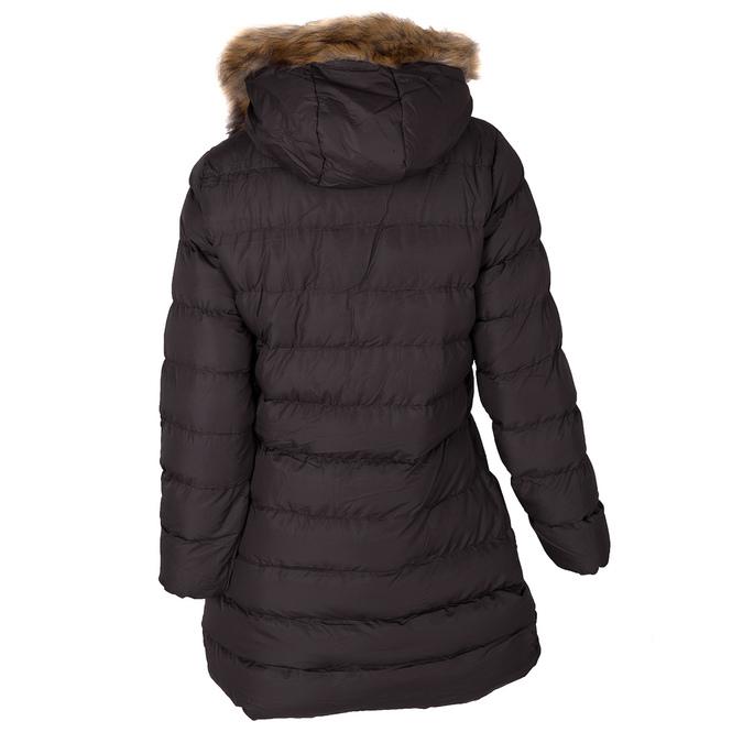 Zimowa kurtka damska zfuterkiem bata, brązowy, 979-4134 - 26