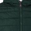 Zielona kurtka męska zkapturem bata, zielony, 979-7130 - 16