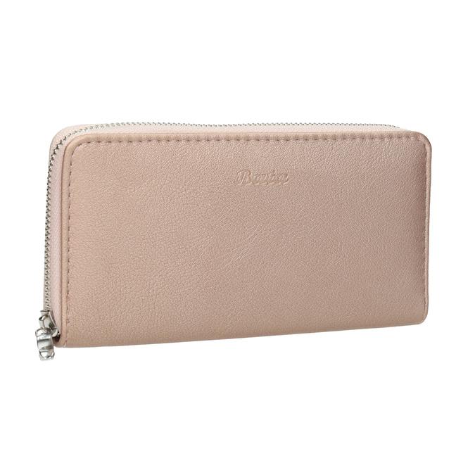 Portfel damski różowy bata, różowy, 941-5155 - 13
