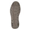 Skórzane buty męskie za kostkę weinbrenner, brązowy, 896-3701 - 17