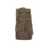Zamszowe trampki za kostkę diesel, brązowy, 803-4629 - 15