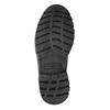 Skórzane obuwie za kostkę weinbrenner, szary, 896-2703 - 17