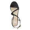 Wyjściowe sandały damskie zkryształkami bata, czarny, 729-6611 - 15