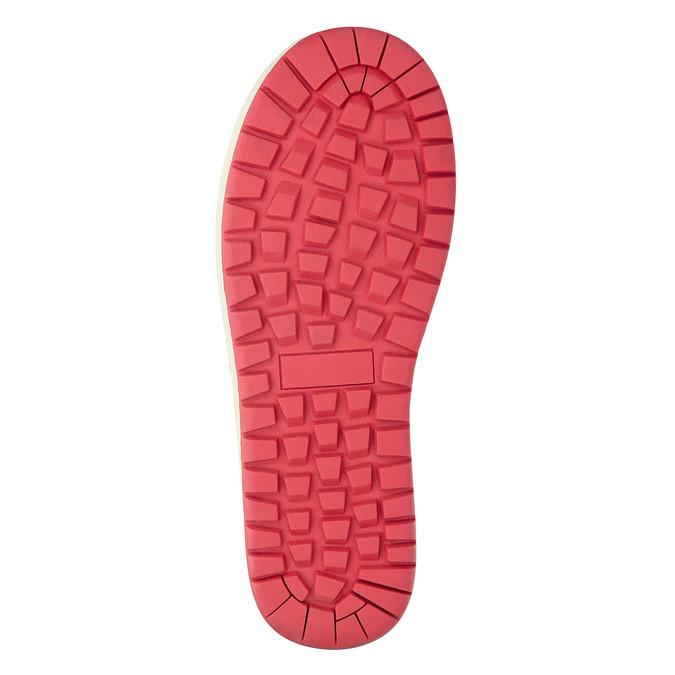 Czerwone śniegowce damskie bata, czerwony, 599-5616 - 19