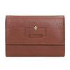 Skórzany portfel damski bata, brązowy, 944-4189 - 26