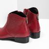 Czerwone botki bata, czerwony, 594-5665 - 18