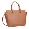 Brązowa torba zodpinanym paskiem bata, brązowy, 961-3845 - 13