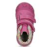 Różowe botki na rzepy bubblegummer, 121-5618 - 17