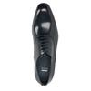 Niebieskie skórzane półbuty typu oksfordy bata, niebieski, 826-9852 - 15