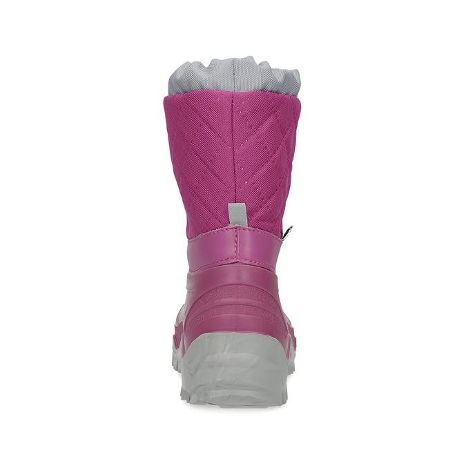 Różowe śniegowce dziewczęce mini-b, 392-5201 - 15