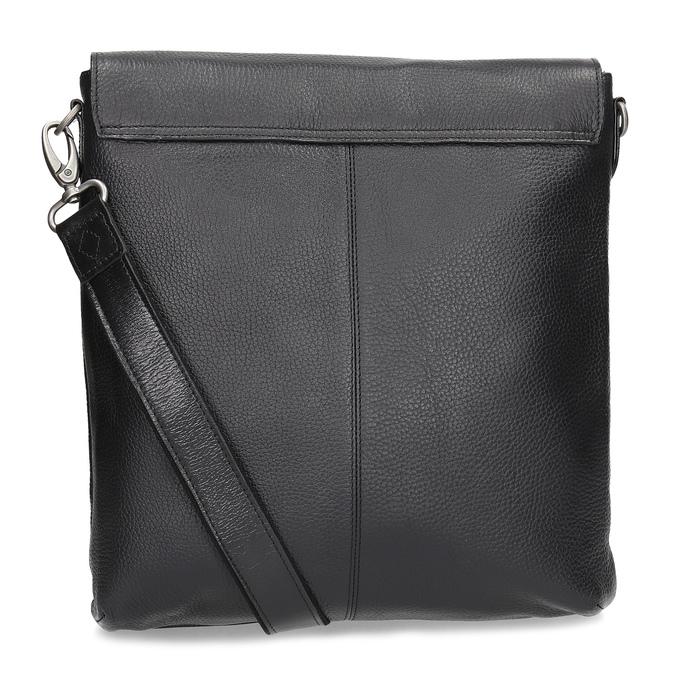 Skórzana torba typu crossbody royal-republiq, czarny, 964-6093 - 16